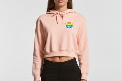 love-is-love-crop-hoodie